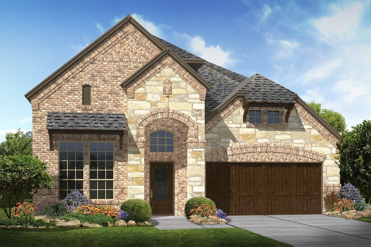 K hovnanian homes langston marr team at re max prestige for Dallas house plans