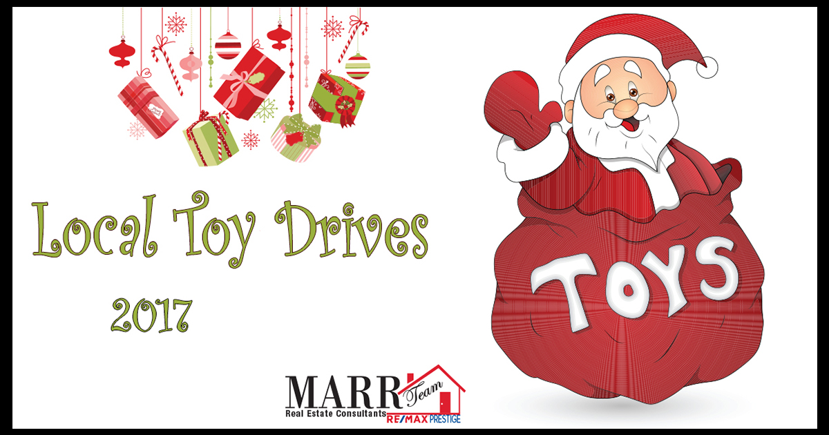 Local Toy Drives
