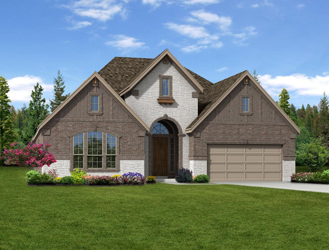 Anna by Dunhill Homes - Floor Plan Friday
