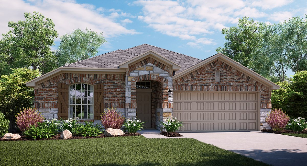 Bluebonnet By Lennar Homes Floor Plan Friday Marr Team