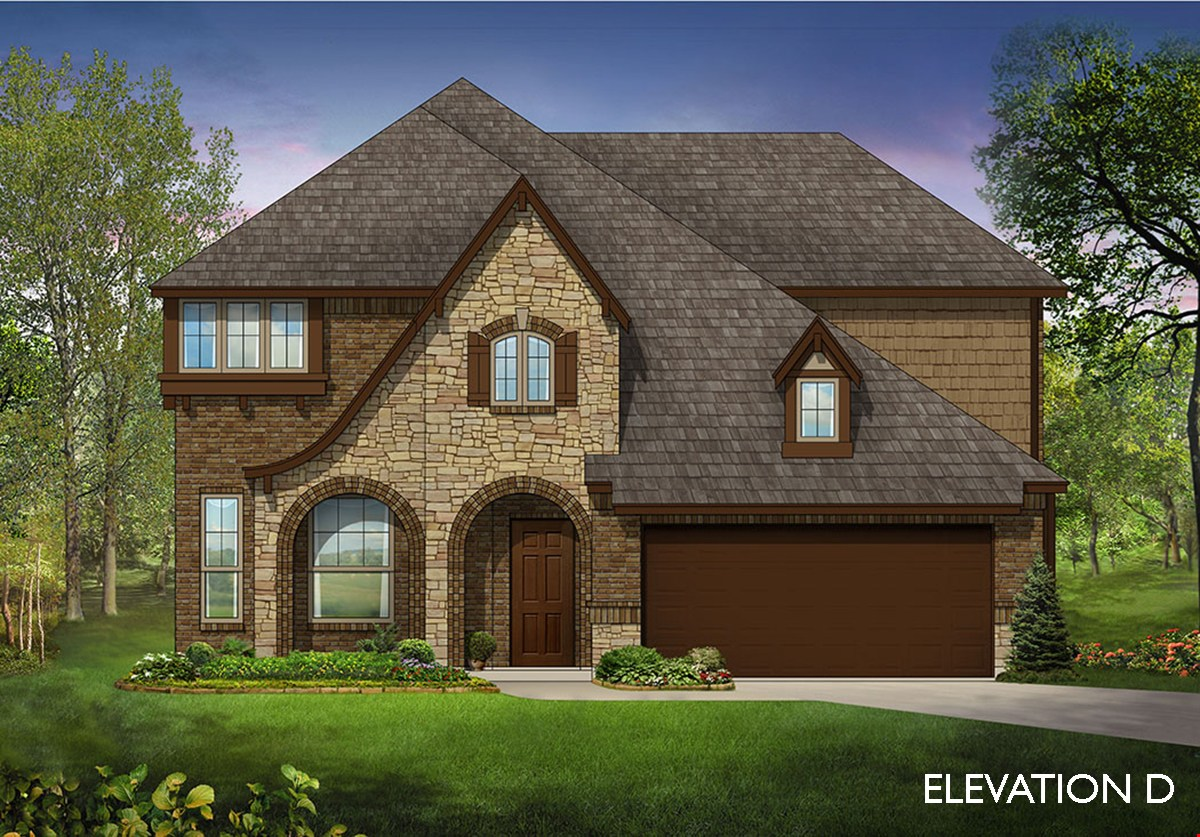 Dewberry by Bloomfield Homes- Floor Plan Friday