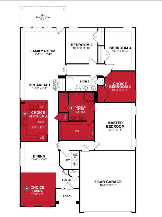 Millbrook beazer homes floor plan marr team at re max for Beazer homes floor plans