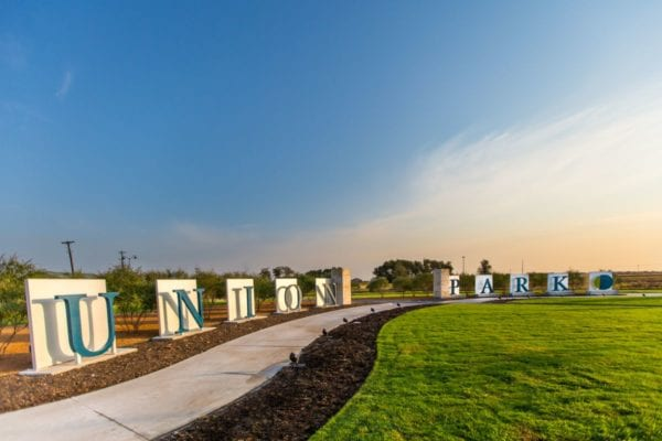Union Park in Little Elm TX - Neighborhood Spotlight
