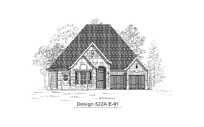 Plan 522A by Britton Homes Floor Plan Friday Marr Team at REMAX – Britton Homes Floor Plans