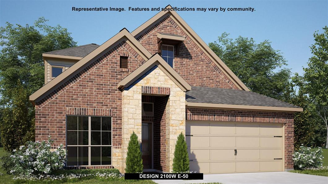 Perry Homes Floor Plans: Design 2100W By Perry Homes