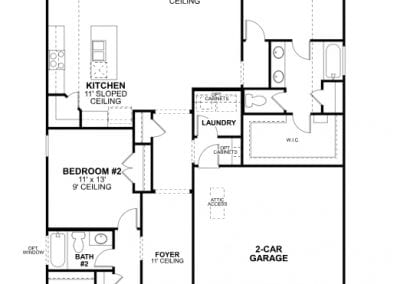 Rockhill By M I Homes Floor Plan Friday Marr Team At Re Max Prestige